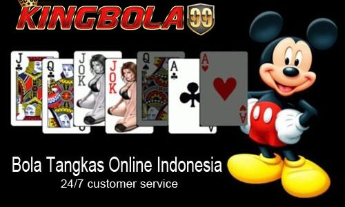 Situs Bola Tangkas1 Online Terpercaya